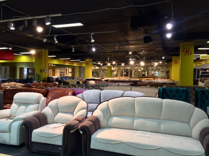 мебельный центр империя
